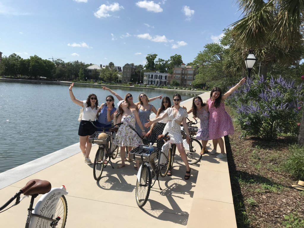 Slay Your 2019 Charleston SC Bachelorette Party Vacay
