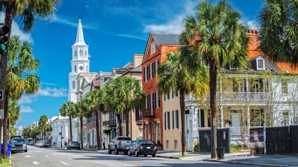 VRBO Charleston SC